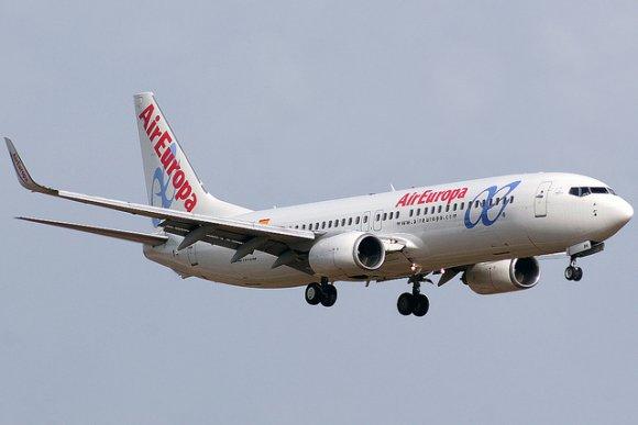 Air Europa SCQ