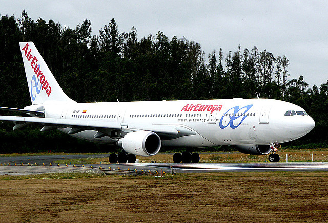 A330 Air Europa SCQ