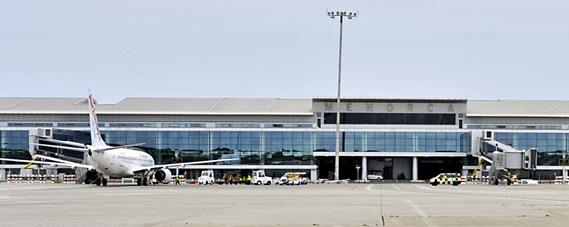 Aeropuerto Menorca