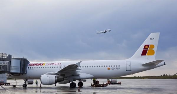 Iberia Express SCQ