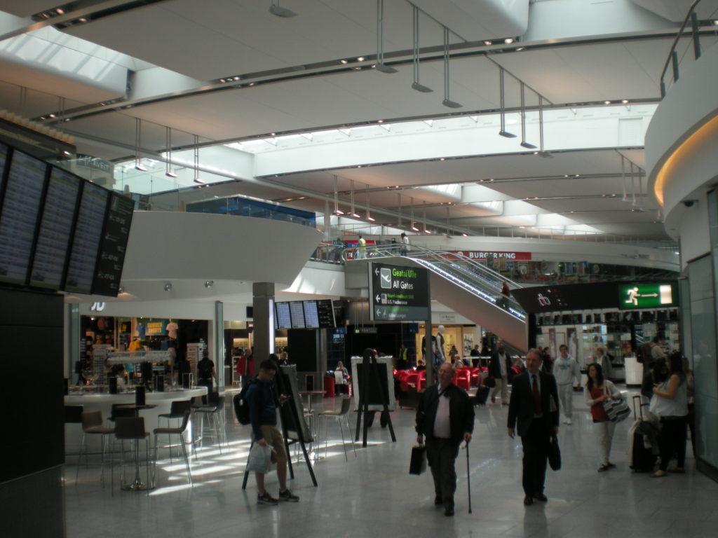 Aeropuerto Dublín