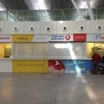 Oficina Turkish Airilines SCQ