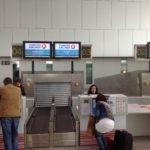 Facturación vuelo inaugural Turkish